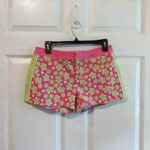 Lilly Pulitzer Dune buggy Board shorts